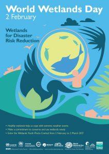 Световен ден на влажните зони - 2 февруари 2017